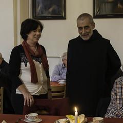 Jubileum Franco (BlackpitShooting) Tags: church dom religion kerk franco klooster jubileum affligem dienst abdij viering religie kerkdienst