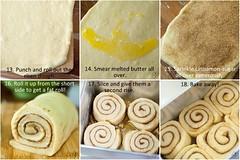 Sticky Caramel Pinwheel Bread (Foodie Baker) Tags: food bread recipe baking eating sticky sugar eat caramel recipes pinwheel loaf bake loaves pinwheels