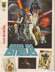 Guerra nas Estrelas 1977 frente