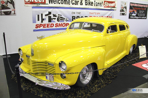 1941 Cadillac Series 61 Low Rider