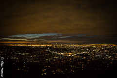 City of Angels (masterharsono) Tags: city morning home modern america sunrise buildings landscape lights los downtown open view skyscrapers shot angeles air wide lifestyle atmosphere adventure explore observatory hollywood hunt active scavenger overview pledge griffiths
