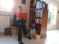 Autoportrait à la folie et aux espadrilles. Tours, 25.12.2013. (Guillaume Cingal) Tags: moria folie espadrilles depardon erasme érasme décembre2013jusquau25