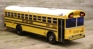 TENNESSEE BLUE BIRD BUS - SMITH COUNTY SCHOOLS