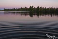 Early morning Platte Lake (Brian Laskowski) Tags: morning autumn lake color fall nature water sunrise outdoors pond michigan ripples platte ealry blinkagain bestofblinkwinners blinksuperstars