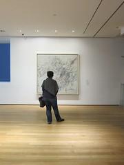 Regarding Leda And The Swan (Joe Shlabotnik) Tags: nyc newyorkcity art museum painting swan manhattan moma leda cytwombly faved 2013 november2013