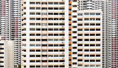 Living spaces (Chin Li Zhi) Tags: city urban man building vertical architecture modern asian concrete living high singapore space towers cities made highrise housing fujifilm accommodation neighbours limited tesselation fit packed crowded endless cubicles facilities toapayoh x100 urbanisation x100s