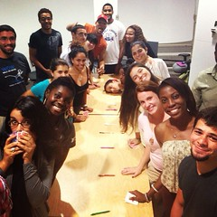 "Game night! Thank you to everyone who came out, we had so much fun!!! #nomas #nomasfiu #gamenight #toomuchfun • <a style=""font-size:0.8em;"" href=""http://www.flickr.com/photos/109776203@N02/12033910916/"" target=""_blank"">View on Flickr</a>"