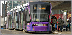 P1500075 Croydon 25.01.14.AdvertTram 2554...