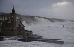 Porthleven 10 (matt.clark25) Tags: winter sea england storm coast flooding cornwall waves swell floods porthleven