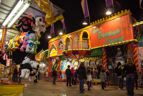 Carnival at Night - San Angelo Rodeo-12.jpg