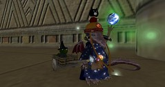 Avilion Nexus - Expedition to the Pyramid (Osiris LeShelle) Tags: life expedition pyramid medieval research fantasy secondlife second emerald tablets roleplay avilion