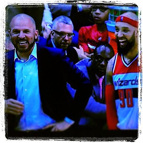 """HahahHahahaHahahaHahah!!! Beards, bro."" -Jason Kidd & Drew Gooden."