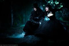 Another creepy horror (Jari Raivio) Tags: tim nikon sweden spooky sleepy horror crow hollow sleepyhollow speedlights d3s burtonstyle necrinity