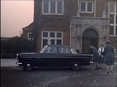 Ford Zephyr Staff Car RAF (seacoaler) Tags: old car military air ministry lorry british screengrabs wraf