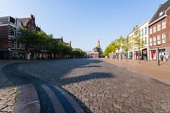 Vismarkt Groningen (Frenklin) Tags: nederland groningen stad ochtend vismarkt korenbeurs verlaten stadsgezicht deraakerk
