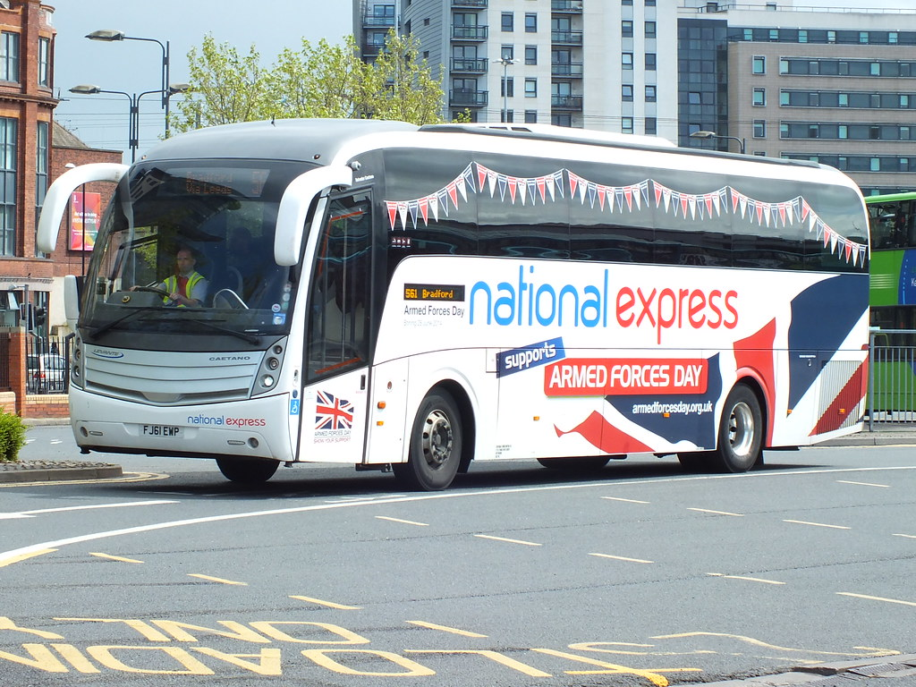 Coopers Tours Ltd Sheffield