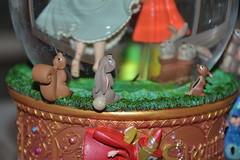 Snowglobe Art of Aurora (Girly Toys) Tags: la belle au bois dormant the sleeping beauty disney aurore rose aurora philippe dame flora daisy paquerette pimprenelle maléfique evil samson collection missliliedolly miss lilie dolly snowglobe art once upon dream briar aurelmistinguette girly toys collectible girlytoys