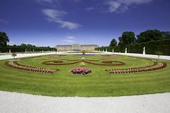 Schönbrunn Palace, Vienna / Wien, Austria