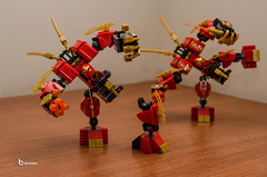EBP_0806 (Erich Berner) Tags: lego mecha moc 70500 ninjago