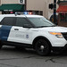 US Customs and Border Protection Ford Interceptor Utility