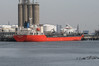 CHEM ALTAMIRA in New Jersey, USA. February, 2017 (Tom Turner - NYC) Tags: docked dock pier gardenstate bayonne newjersey spot spotting red crimson scarlet vessel ship tanker water waterway channel kvk killvankull tomturner chemaltamira newyork bigapple statenisland usa unitedstates nyc marine maritime pony port harbor harbour transport transportation