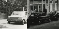 Renault 5 1977 05-PZ-91 & 05-PZ-92 (Fuego 81) Tags: 05pz91 05pz92 renault 5 r5 1977 onk sidecode3