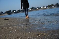 Pointe de Merquel (Pict.Simon) Tags: nikon d5300 extérieur plage bretagne merquel mesquer mer océan chaussure timberland france