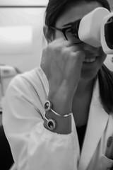 Dott.ssa Lucia (o.solemio) Tags: dottssa oculista occhiali bracciale osservazionescientifica minoosolemio photo n° 394 computer