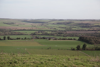 Meon valley, Exton