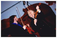 Alasdair Fraser and Buddy MacMaster