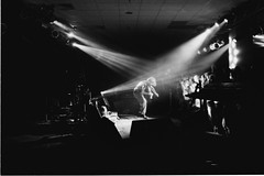 Ashley MacIsaac (with the Kitchen Devils) – Celtic Stomp! – 10/17/97 (photo: Murdock Smith)