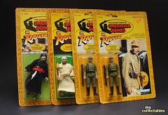 Vintage Indiana Jones 4 Friends (MyCollectables.ca) Tags: mycollectables actionfigures actionfigure toys toy indianajones vintage raiders ark kenner 314 fitzwilliam nanaimo canada