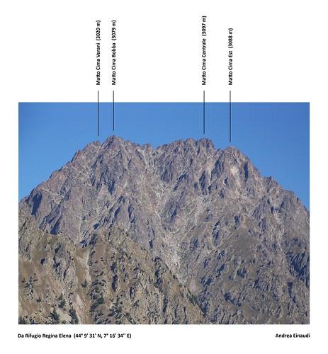 Alpi Marittime Info - Da Rifugio Regina Elena