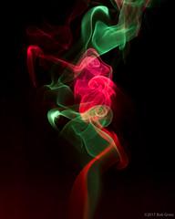 Smoke-trails-BGross-1 (bgdesign2016) Tags: smoke flash red green