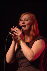 Karen Mose – Celtic Thanksgiving: Dinner and Concert – 10/9/06 (photo: Murdock Smith)