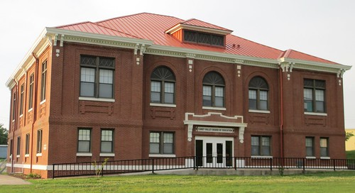 Old Caney Valley School (Ramona, Oklahoma)