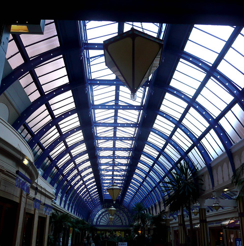 Blackpool - Winter gardens 1