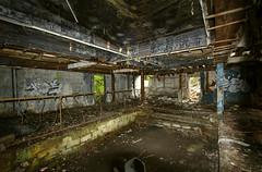 Ravens Night Club (Keiran Bernstein) Tags: club night canon ruins f45 derelict wrecked ravens 1022 f35 hindhead 60d