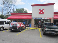 97.1 The Fan at Circle K in Reynoldsburg (97.1 The Fan) Tags: columbus ohio sports radio fan state osu fm ohiostate 971 wbns wbnsfm 971thefan