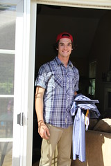 Kyle Leaving For His Graduation (Ronto) Tags: kyle newhampshire fremont grandson kylesgraduation