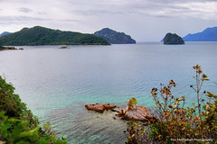 philippines... as seen from the top of snake island (Rex Montalban Photography) Tags: philippines elnido palawan rexmontalbanphotography