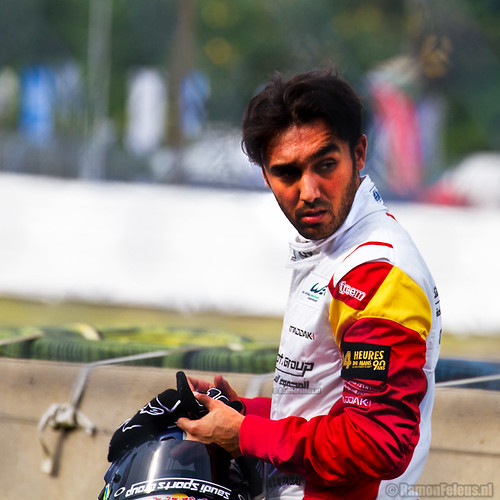 Abdulaziz Turki Al Faisal - JMW Motorsport