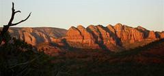 Moon Evening - Red Rock State Park - Arizona (redrock flyer) Tags: arizona sedona fullmoon redrockstatepark