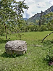 El sapo - El Hato (RonaldHV) Tags: colombia hato sapo piedra cauca precolombino tierradentro inza tierraadentro