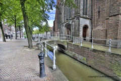 "Achter de Oude Kerk • <a style=""font-size:0.8em;"" href=""http://www.flickr.com/photos/45090765@N05/9264209456/"" target=""_blank"">View on Flickr</a>"