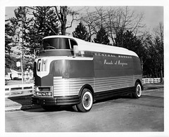 Futurliner, GM Parade of Progress Transport/Display  Vehicle (aldenjewell) Tags: bus photo gm general display transport progress parade motors vehicle van futurliner