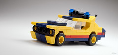 Big Bopper _02 (_Tiler) Tags: car lego police mini policecar vehicle madmax v8 interceptor fordfalcon bigboppa bigbopper tinyturbo tinyturbos roopcharlie 4wide roopandcharlie fordfalconxbsedan