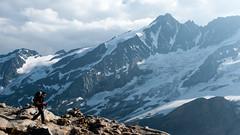 Hüttenzustieg (Steffen Knalltüte) Tags: österreich alpen gletscher wandern hochtouren grosglockner oberwalderhütte