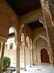 Granada La Alhambra palacios nazaries 03 (Rafael Gomez - http://micamara.es) Tags: espaa de la unesco alhambra granada palacios humanidad patrimonio nazaries ph216