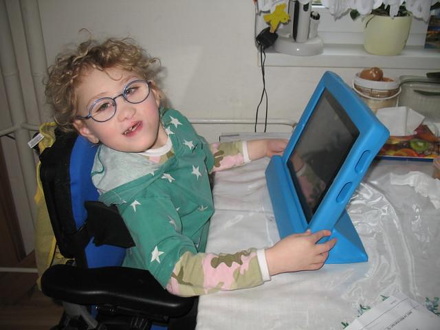 Thumbnail for Jak iPady pomáhaly v rodinách 1.